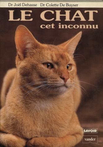 Couverture Le chat : Cet inconnu