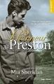 Couverture L'honneur de Preston Editions Hugo & cie (New romance) 2017