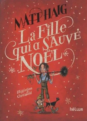 Couverture La fille qui a sauvé Noël