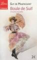 Couverture Boule de suif Editions Librio (Littérature) 2013
