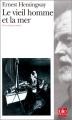 Couverture Le Vieil Homme et la mer Editions Folio  (Plus) 1996