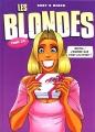Couverture Les blondes, tome 25 : Génial ! J'espère que c'est un poney ! Editions Soleil 2016