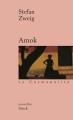Couverture Amok / Amok ou le fou de Malaisie Editions Stock (La Cosmopolite) 2002