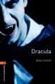 Couverture Dracula Editions Oxford University Press (Bookworms) 1996