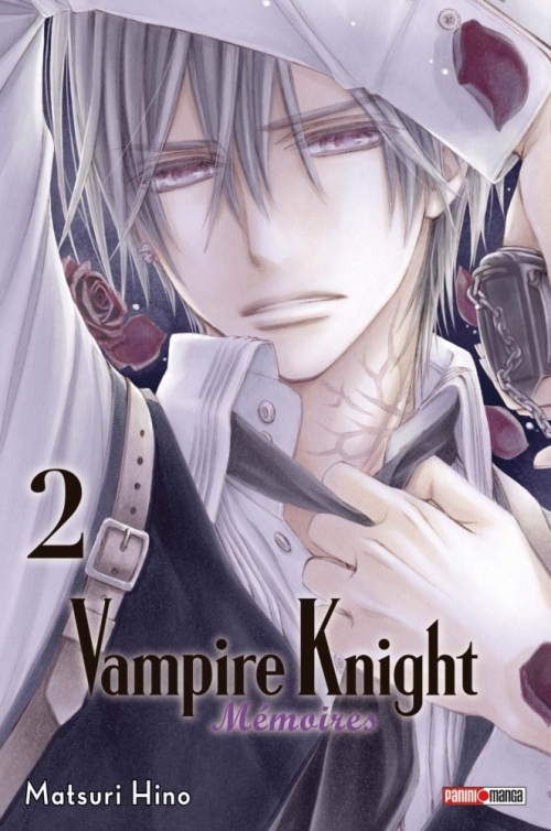 Couverture Vampire Knight : Mémoires, tome 2