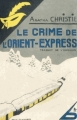 Couverture Le Crime de l'Orient-Express Editions du Masque 2017