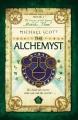 Couverture Les secrets de l'immortel Nicolas Flamel, tome 1 : L'alchimiste Editions Ember 2007