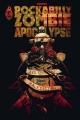 Couverture Rockabilly zombie apocalypse Editions Ankama (Label 619) 2017