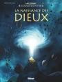 Couverture La naissance des dieux Editions Glénat (La sagesse des mythes) 2017