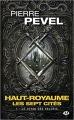 Couverture Haut-royaume : Les sept cités, tome 1 : Le joyau des Valoris Editions Milady (Fantasy) 2017
