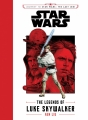 Couverture Luke Skywalker : Légendes Editions Disney (Lucasfilm Press) 2017