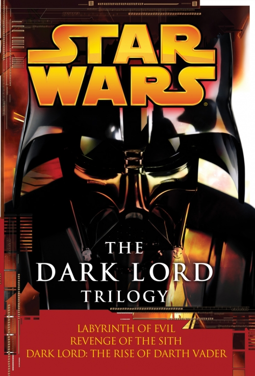 Couverture Star Wars (Legends): The Dark Lord Trilogy