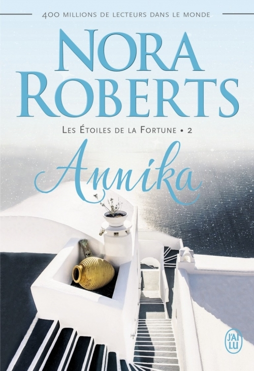 Couverture Les étoiles de la fortune, tome 2 : Annika