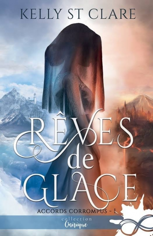 Couverture Accords corrompus, tome 1 : Rêves de glace