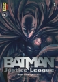 Couverture Batman & the Justice League, tome 1 Editions Kana (Dark) 2017