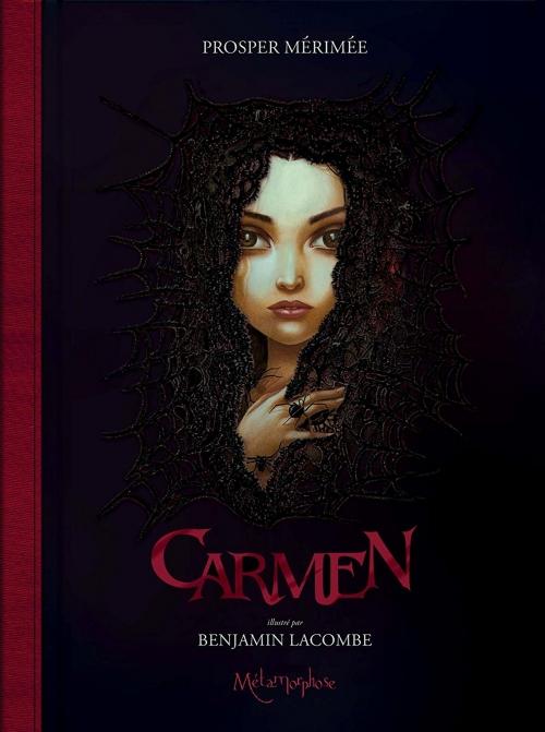 Couverture Carmen