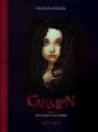 Couverture Carmen, illustré (Lacombe) Editions Soleil (Métamorphose) 2017