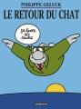 Couverture Le Chat, tome 02 : Le retour du Chat Editions Casterman 2017