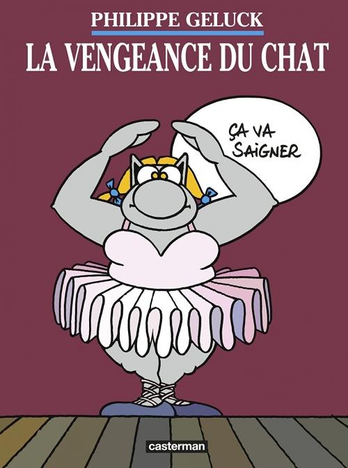 Couverture Le Chat, tome 03 : La Vengeance du chat