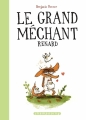 Couverture Le grand méchant renard Editions Delcourt (Shampooing) 2017
