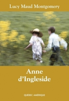 Couverture Anne d'Ingleside
