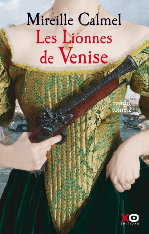 Couverture Les lionnes de Venise, tome 2