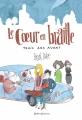 Couverture Le coeur en braille : Trois ans avant Editions Didier Jeunesse (Fiction) 2016