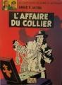 Couverture Blake et Mortimer, tome 10 : L'affaire du collier Editions Dargaud 2005