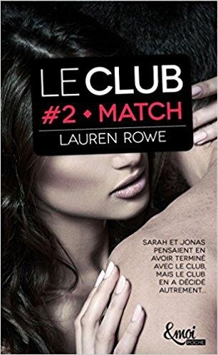 Couverture Le club, tome 2 : Match