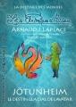 Couverture Les chroniques d'Utopia, tome 2 : Jötunheim : Le destin glacial de l'avatar Editions Autoédité 2017