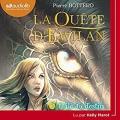 Couverture La Quête d'Ewilan, tome 3 : L'Ile du destin Editions Audiolib 2017