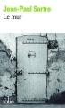 Couverture Le mur Editions Folio  2005