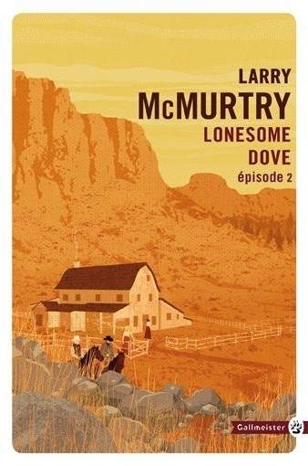 Couverture Lonesome dove, tome 2