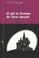 Couverture Ci-gît la femme de mon amant Editions Liana Lévi 2001
