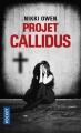 Couverture Projet Callidus Editions Pocket 2017