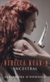 Couverture Rebecca Kean, tome 4 : Ancestral Editions France loisirs (Fantasy) 2017