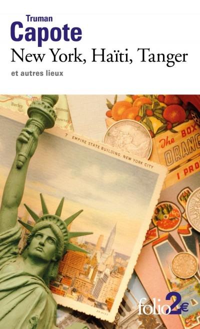 Couverture New York, Haïti, Tanger et autres lieux