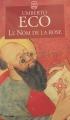 Couverture Le nom de la rose Editions Le Livre de Poche 1982