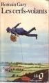 Couverture Les cerfs-volants Editions Folio  1980
