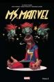 Couverture Miss Marvel (Marvel Now), tome 6 : Dégâts par seconde Editions Panini (100% Marvel) 2017
