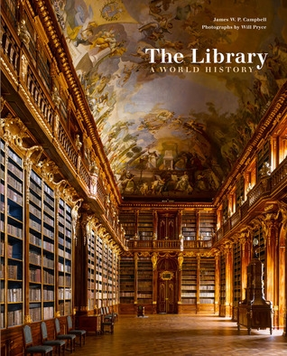 Couverture The Library: A World History
