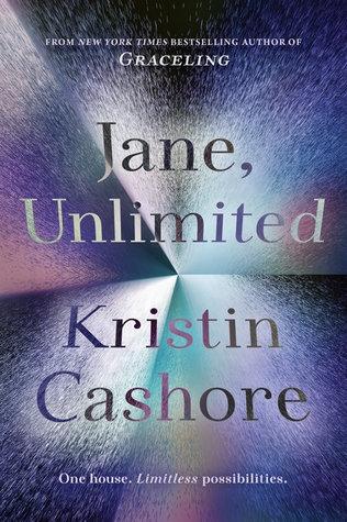 Couverture Jane, Unlimited