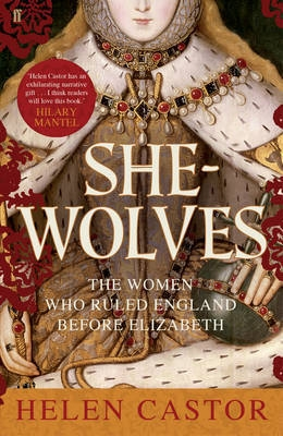 Couverture She-Wolves