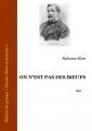 Couverture On est pas des boeufs Editions Ebooks libres et gratuits 2013