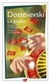 Couverture Le joueur Editions Flammarion 2013