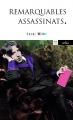 Couverture Remarquables assassinats Editions Arléa (Poche) 2011