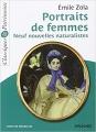 Couverture Portraits de femmes Editions Magnard (Classiques & Patrimoine) 2014