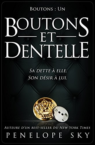 Couverture Boutons, tome 1 : Boutons et dentelle