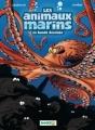 Couverture Les animaux marins en bande dessinée, tome 2 Editions Bamboo 2014