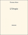 Couverture L'utopie Editions Bibebook 2010